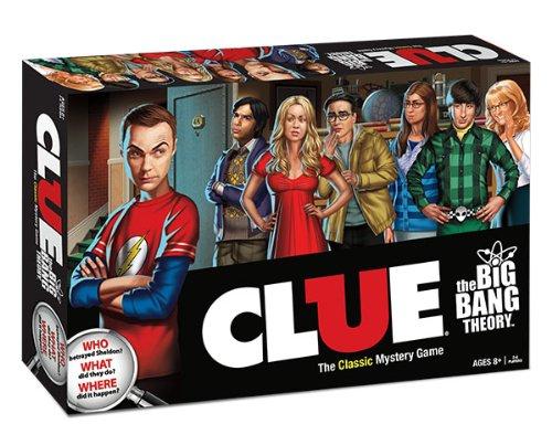 Clue - The Big Bang Theory