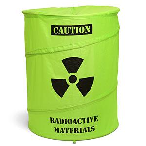 Toxic Waste Bag
