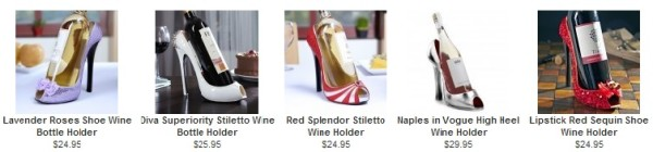 Wine Shoes assortment